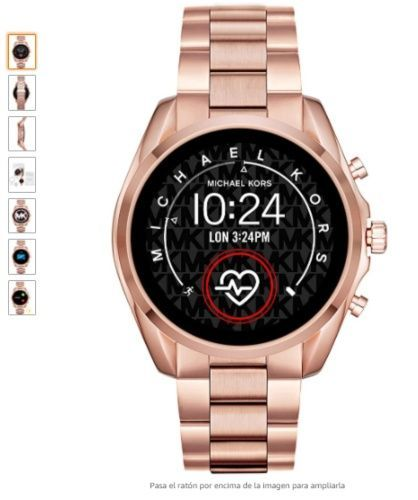 Smartwatch Micheal Kors mujer